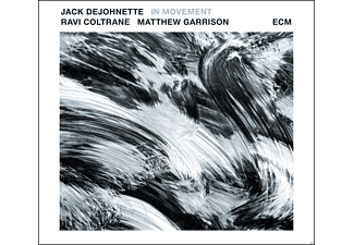 Ravi Coltrane, Jack DeJohnette, Matthew Garrison - In Movement (CD)