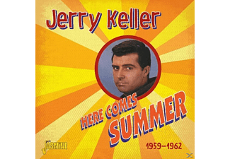 Jerry Keller - Here Comes The Summer - (CD)