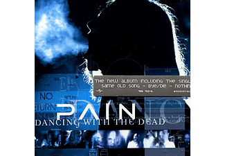 Pain - Dancing with the Dead (CD)