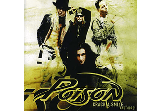 Poison - Crack a Smile... And More (CD)