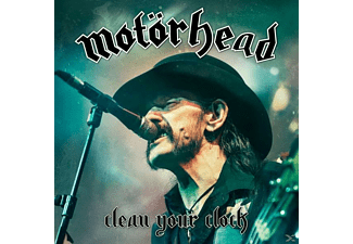 Motörhead - Clean Your Clock | CD