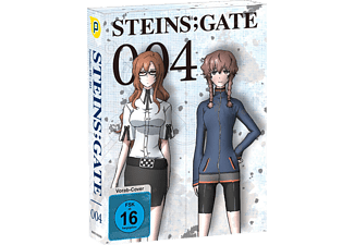 Steins Gate Vol. 4/Folge 19-24 - (DVD)