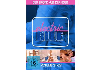 Electric Blue-Erotic / Asia Adventures,Sydney,u.v.m. - (DVD)