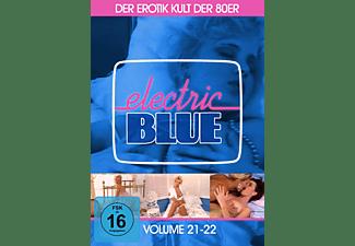 Electric blue erotic