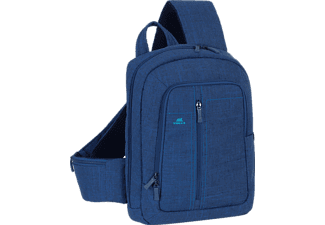 RIVACASE 7529 Blue Laptop Sling backpack 13.3""