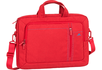 RIVACASE 7530 Red Laptop Canvas 15.6""