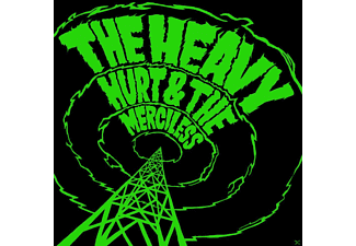 The Heavy - Hurt & The Merciless (LTD LP+MP3+7inch) - (LP + Download)