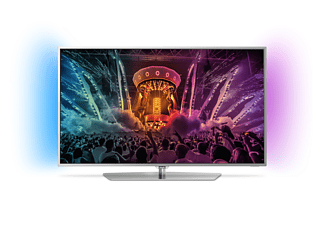 PHILIPS 49PUS6551/12 LED TV (Flat, 49 Zoll, UHD 4K, SMART TV, Android TV)