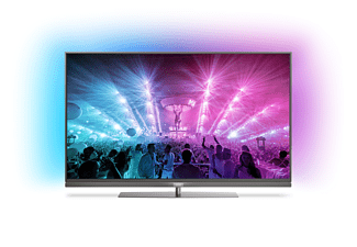 PHILIPS 49PUS7181/12 LED TV (Flat, 49 Zoll, UHD 4K, SMART TV, Android TV)