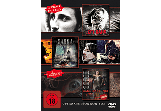 Ultimate Horror Box - 3er Schuber - (DVD)
