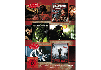 Ultimate Zombie Box Vol. 2 [DVD]