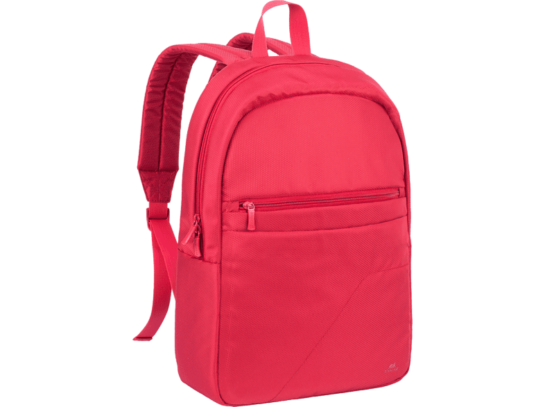 "RIVACASE 8065 Red Laptop backpack 15.6"""" computing   tablets   offline τσάντες  θήκες laptop  tablet  computing  laptop τ"