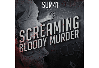 Sum 41 - Screaming Bloody Murder (CD)