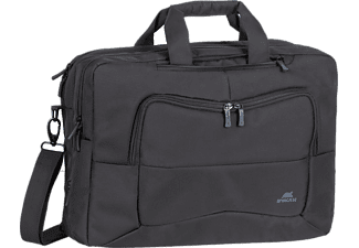 RIVACASE 8490 Black Convertible Laptop Bag 16""
