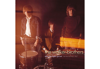 The Walker Brothers - After The Lights Go Out - The Best of 1965-1967 (CD)