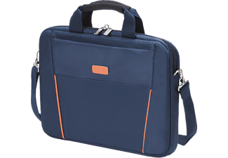 DICOTA D30999 Slim Case Base 14-15.6 inç Lacivert/Turuncu Notebook Çantası