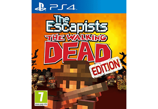 The Escapists - The Walking Dead Edition | PlayStation 4