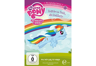 012 - My Little Pony - Rainbow Dash, die Retterin - (DVD)