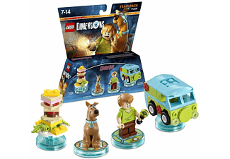 LEGO Dimensions - Team Pack (Scooby Doo)