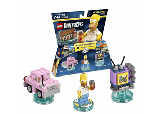 LEGO Dimensions - Level Pack (Simpsons)