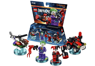 - LEGO Dimensions - Team Pack (DC Comics) |