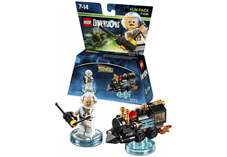 LEGO Dimensions - Fun Pack (Back To The Future)