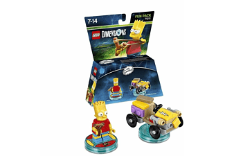 - LEGO Dimensions - Fun Pack (Simpsons Bart) |