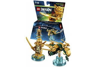 - LEGO Dimensions - Fun Pack (Lloyd) |