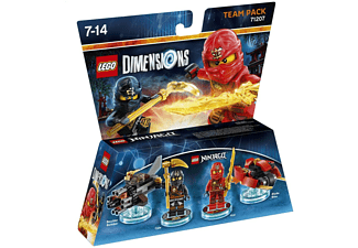 LEGO Dimensions - Team Pack (Ninjago)