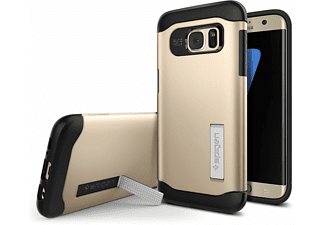 SPIGEN Slim Armor Backcover Galaxy S7 edge Gold