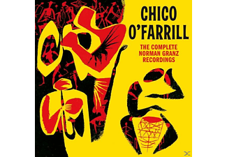 Chico O'farrill - The Commplete Norman Granz Recordings - (CD)