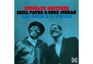 Cecil Payne - Brooklyn Brothers - (CD)