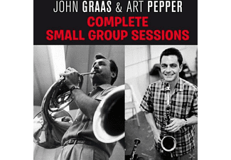 John Graas - Complete Small Group Sessions - (CD)
