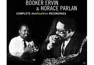 Booker Ervin - Complete 4tet/5tet/6tet Recordings - (CD)