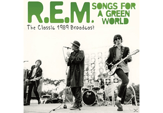 R.E.M. - Songs For A Green World 1989 Broadc [CD]