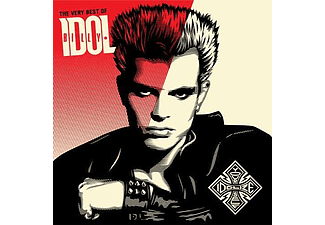 Billy Idol - The Very Best of Billy Idol - Idolize Yourself (CD)