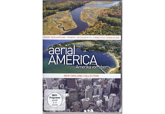 Aerial America - Amerika von oben: Westcoast Pacific Collection - (DVD)
