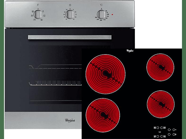 WHIRLPOOL AKP 444/IX+AKT 8090/NE  οικιακές συσκευές   offline εντοιχιζόμενες συσκευές εντοιχιζόμενα σετ