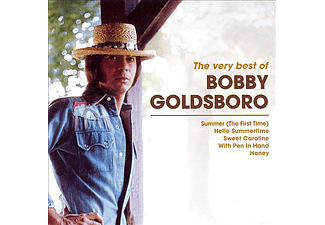 Bobby Goldsboro - The Very Best of Bobby Goldsboro (CD)
