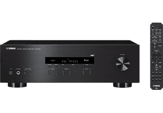 YAMAHA R-S202D, Stereo-Receiver, Schwarz