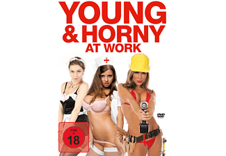 Young & Horny At Work - (DVD)