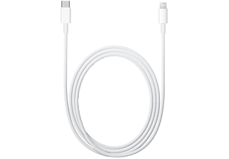 APPLE Lightning to USB-C Cable (2 m) - (MKQ42ZM/A)