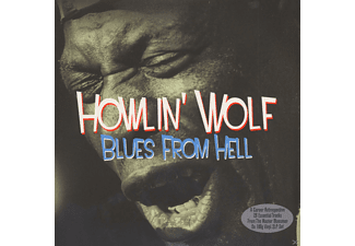Howlin' Wolf - Blues From Hell - (Vinyl)