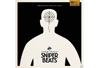 Lewis Parker - Sniper Beats - (LP + Download)