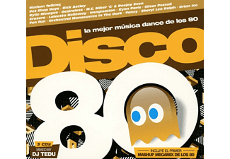 VARIOUS - Disco 80 - (CD)