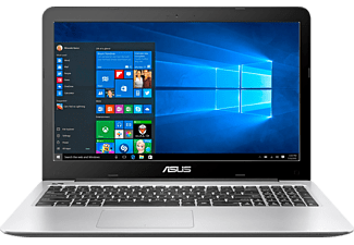 ASUS R558UQ-DM230T, Notebook mit Core™ i7 Prozessor, 8 GB RAM, 256 GB SSD, NVIDIA® GeForce® 940MX (2 GB)
