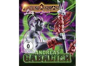 Andreas Gabalier - Mountain Man-Live Aus Berlin [Blu-ray]