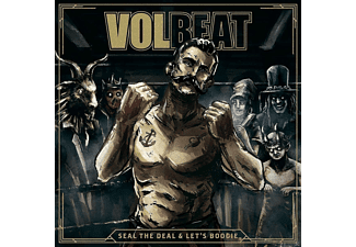 Volbeat Seal the Deal & Let's Boogie CD
