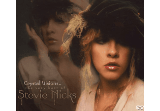 Stevie Nicks - Crystal Visions../Very Best Of - (CD + DVD Video)
