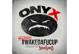 Onyx - #wakedafucup (Reloaded) - (CD)
